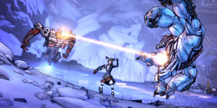 Borderlands 1 And 2 Playable Classes, Ranked | TheGamer