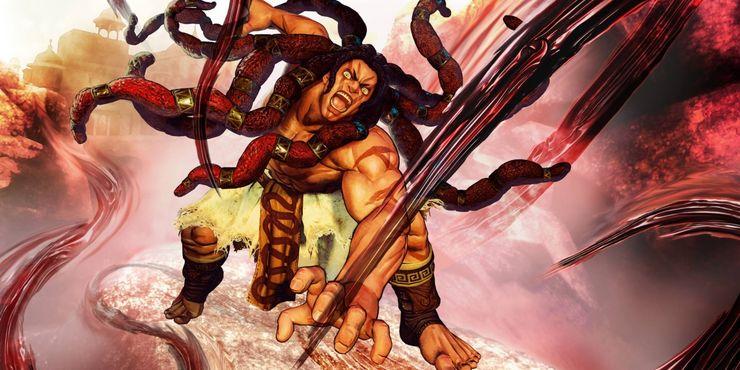 Street Fighter V The 10 Best Fighters For Beginners Thegamer