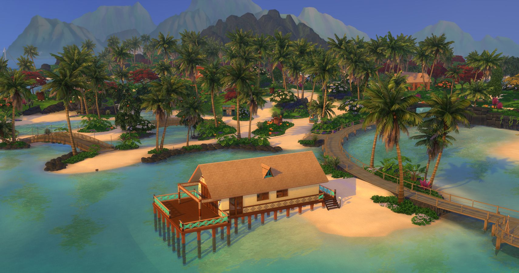10 Things We Wish We Knew Before Starting The Sims 4: Island