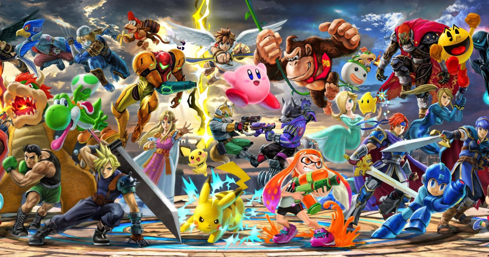 Smash Bros. Ultimate Tier List, Patch 3.1: The Best Fighters According To Top Players