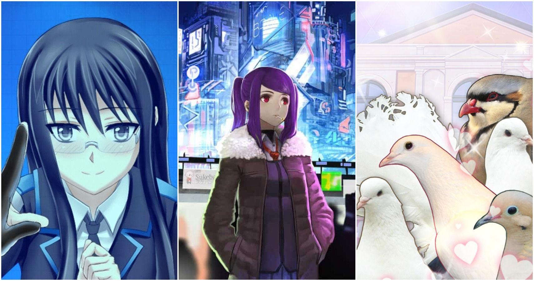 Adult Visual Novel Games