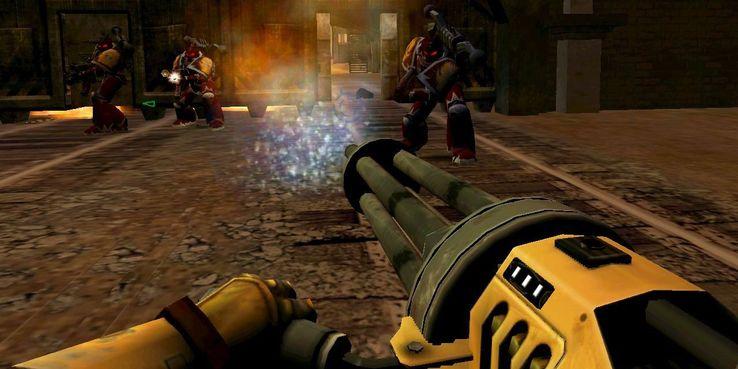 The 10 Best Warhammer 40,000 Video Games | TheGamer