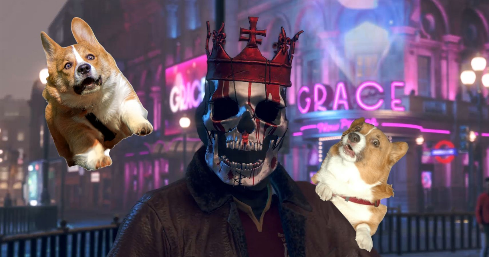 E3 2019 Watch Dogs 3 Lets You Play As Anyone Possibly Including The Queen