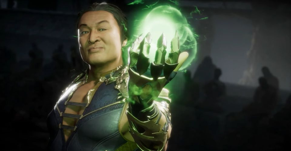 Shang Tsung S Mortal Kombat Movie Costume Is Free With The Kombat Pack