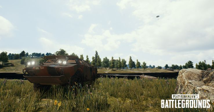 PUBG's Latest Patch Adds A New Weapon, Vehicle, And Ledge