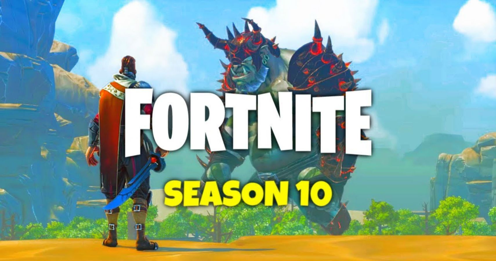 With Season 10, Fortnite Players May Need To Update Their ...