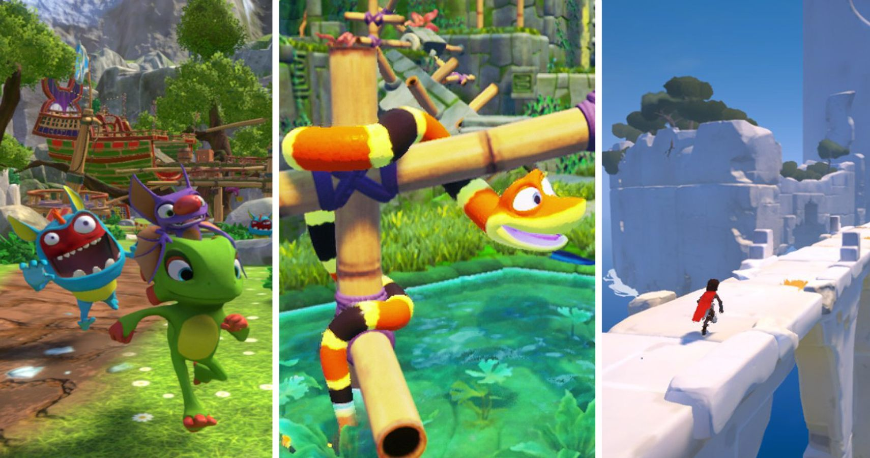 10 Awesome 3D Platformers To Play On The Switch If You Loved Mario