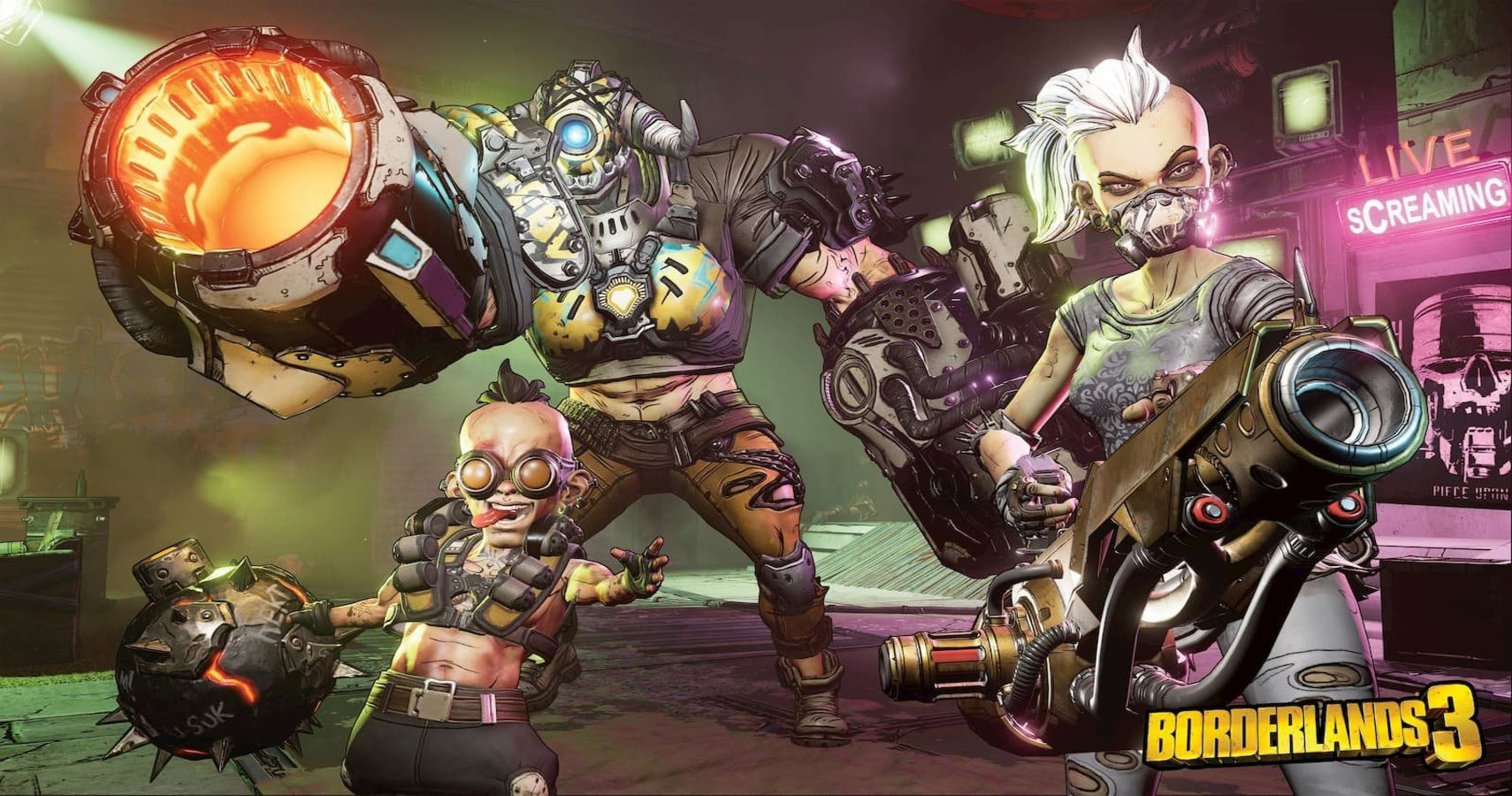 Borderlands 3 Will Have Cross-Play, Just Not At Launch | TheGamer