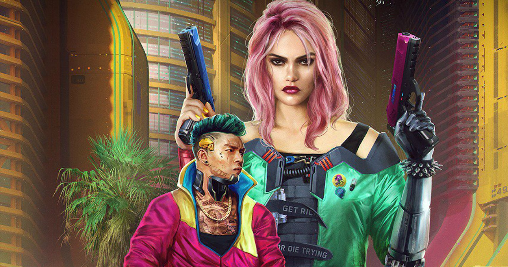 Cyberpunk 2077 Will Include Three Origins To Choose From That Will Impact The Story