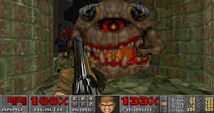 Doom (1993) Nintendo Switch Review: A Classic That Refuses