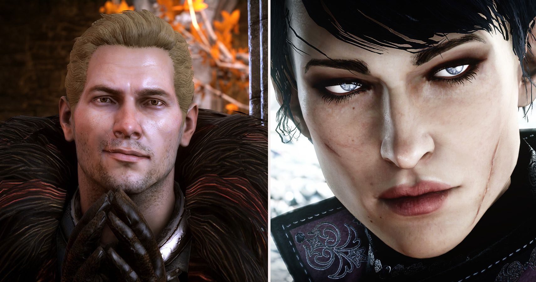 Dragon age inquisition romance