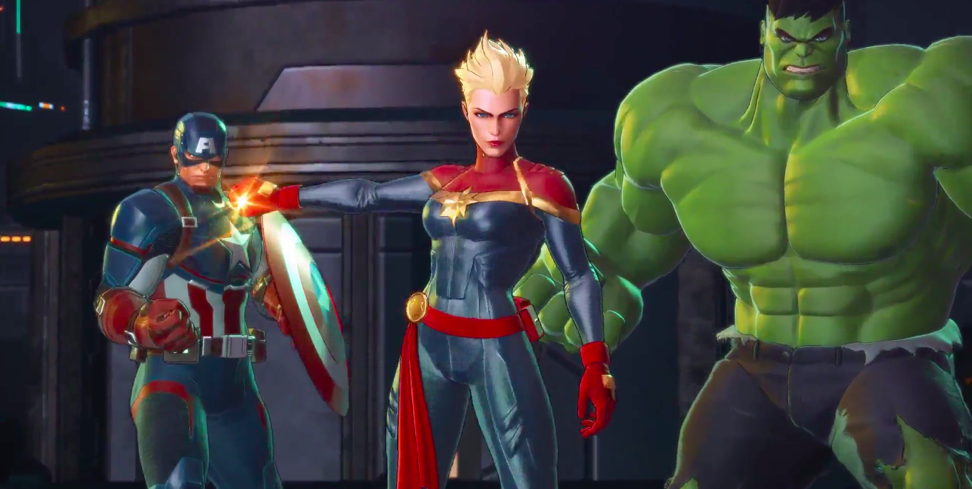 Loki Confirmed As A Playable Hero In Marvel Ultimate Alliance 3 And First DLC Confirmed