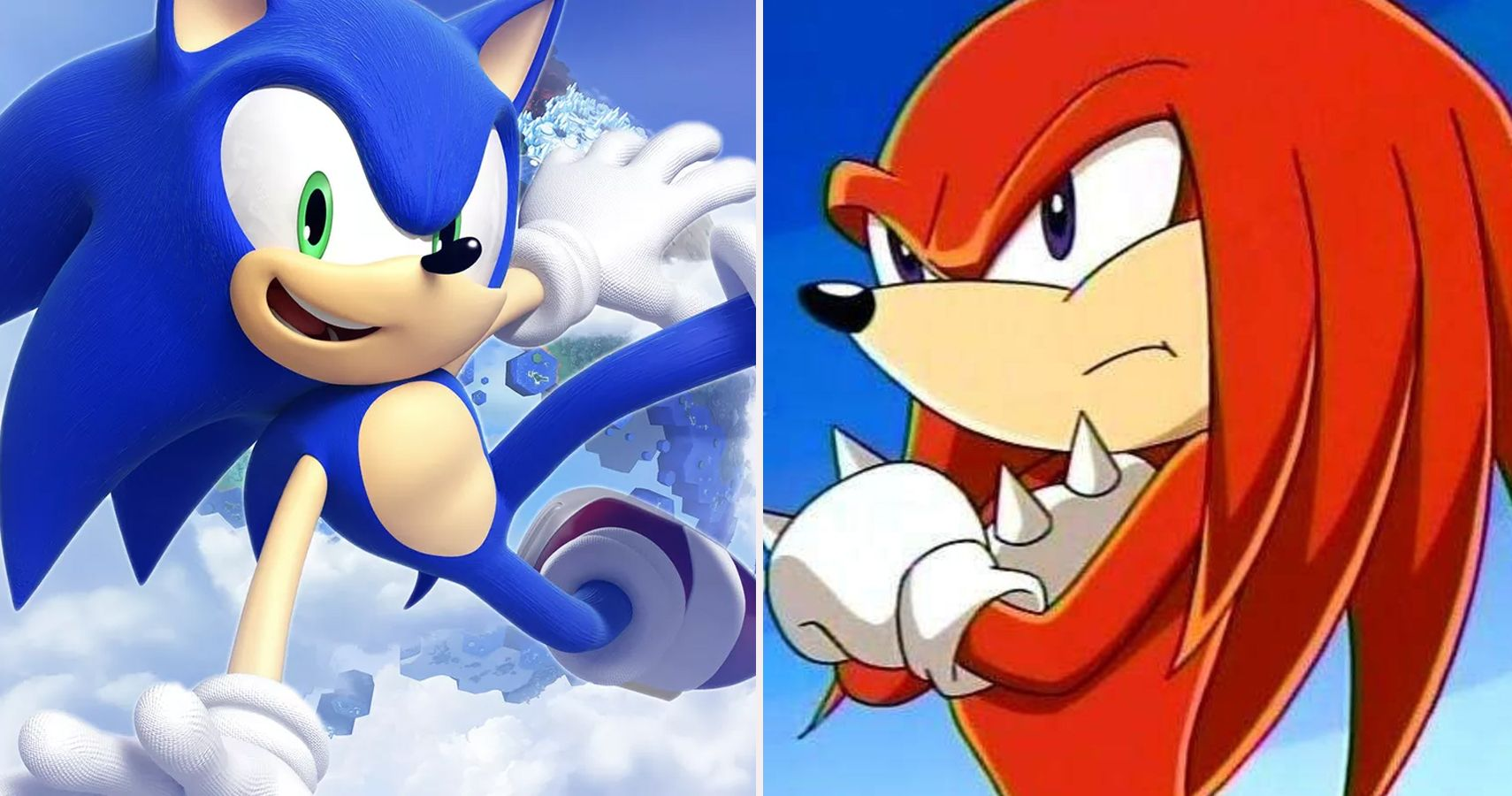 10 Things You Didn T Know About Knuckles The Echidna In Sonic