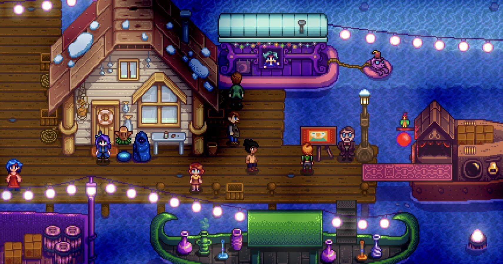 Stardew Valley Multiplayer Coming To Consoles Soon, After