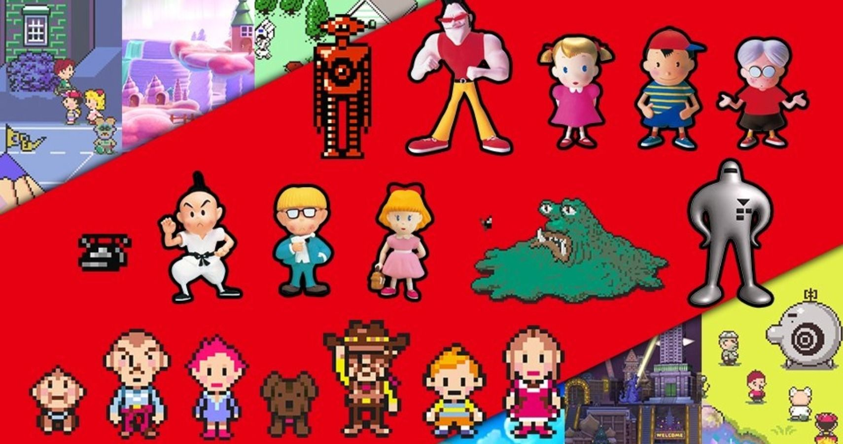 Nintendo Celebrates Earthbound's 30th Anniversary With