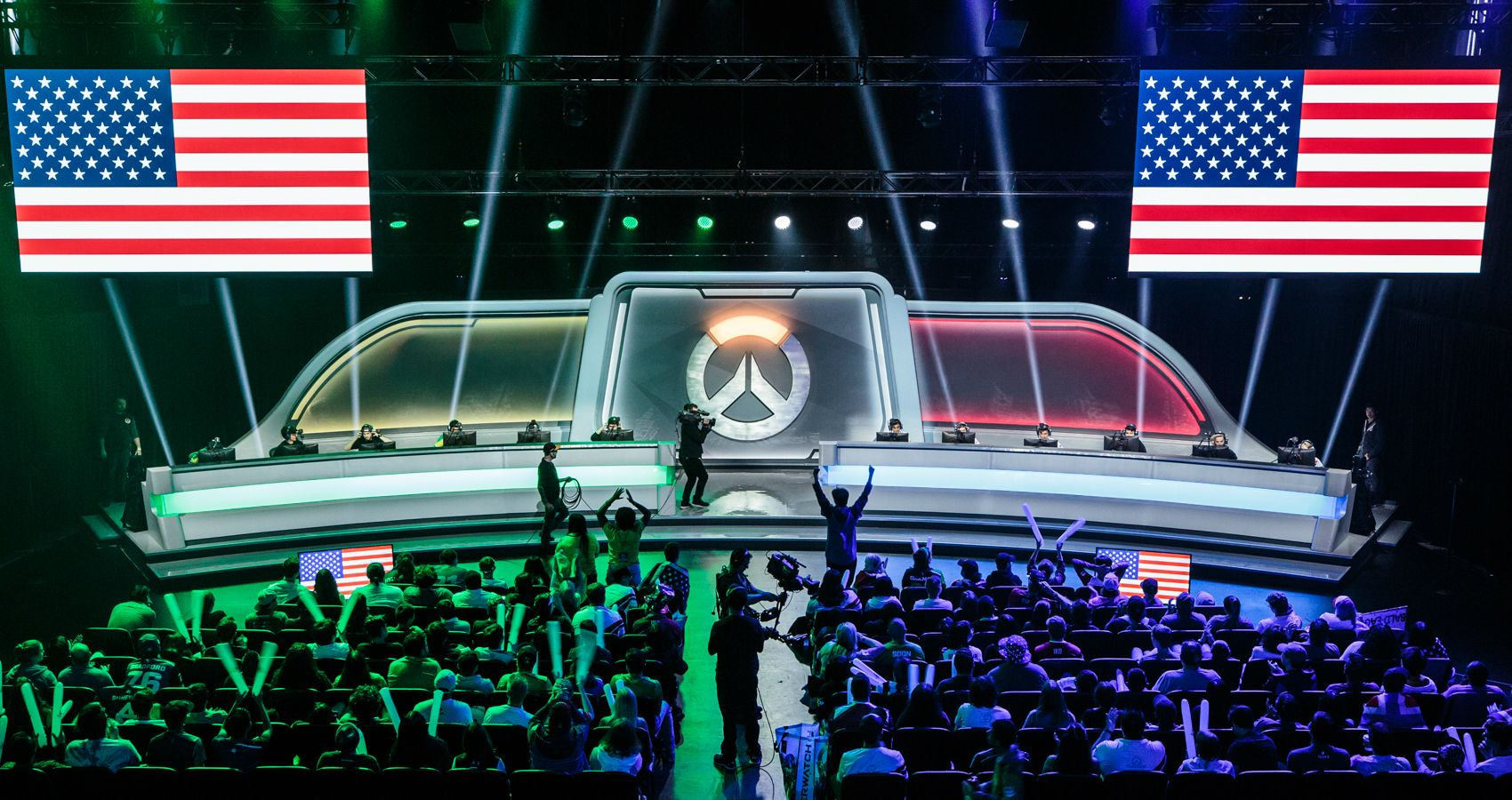 Team USA Overwatch World Cup 2019 | TheGamer