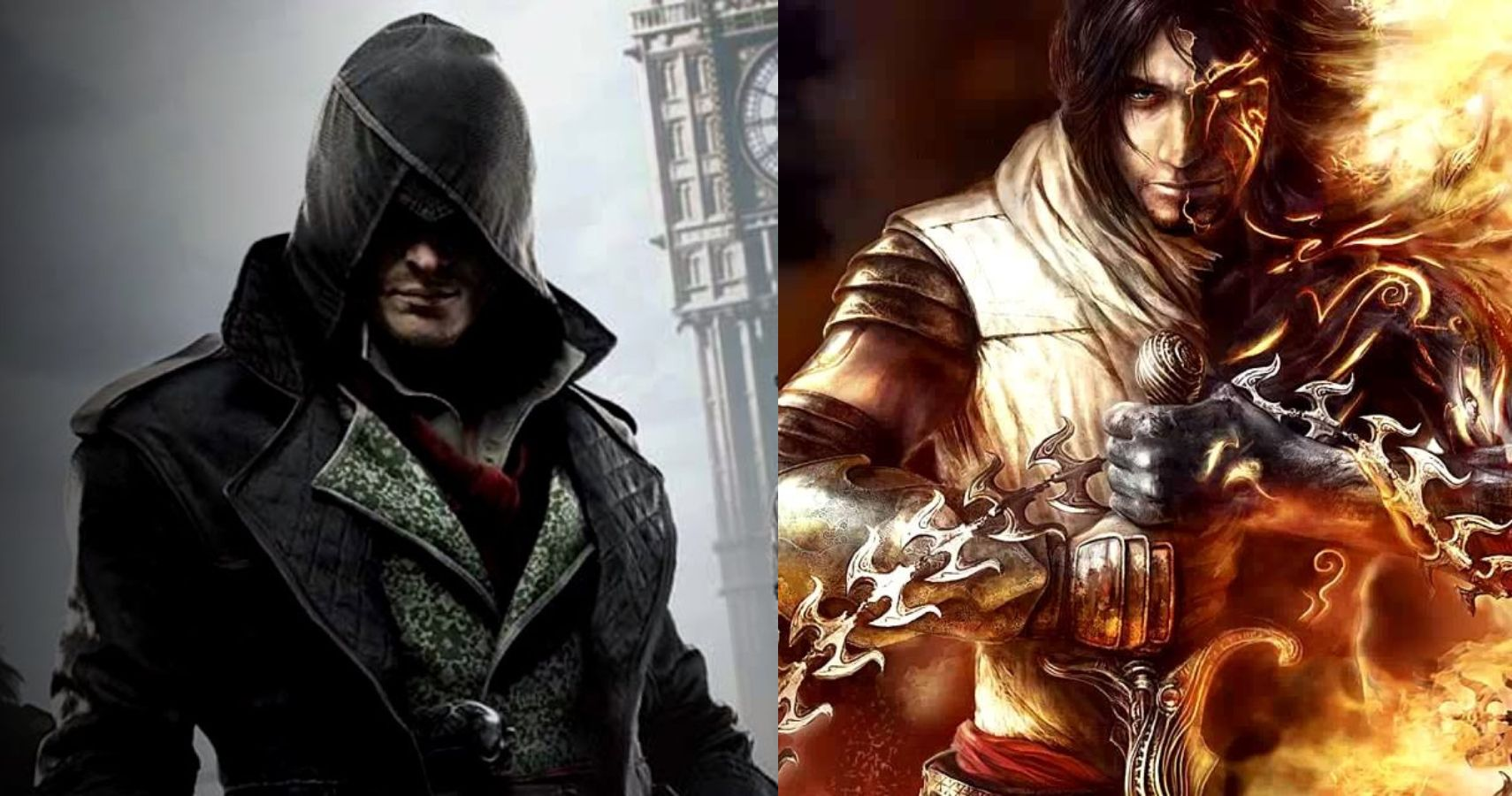 Assassin Value List 2020.6 Things Prince Of Persia Did Better Than Assassin S Creed