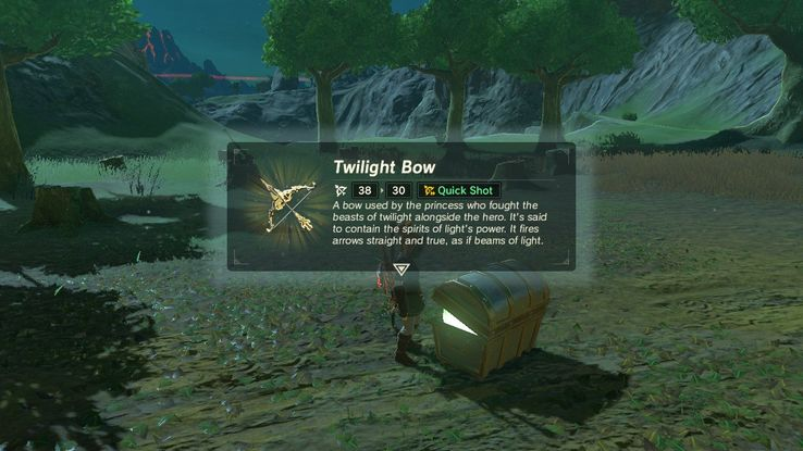 Breath of The Wild: How To Get And Use The Twilight Bow
