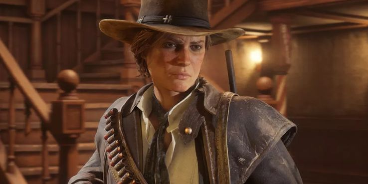 Red Dead Redemption 2: 10 Facts About Sadie Adler | TheGamer