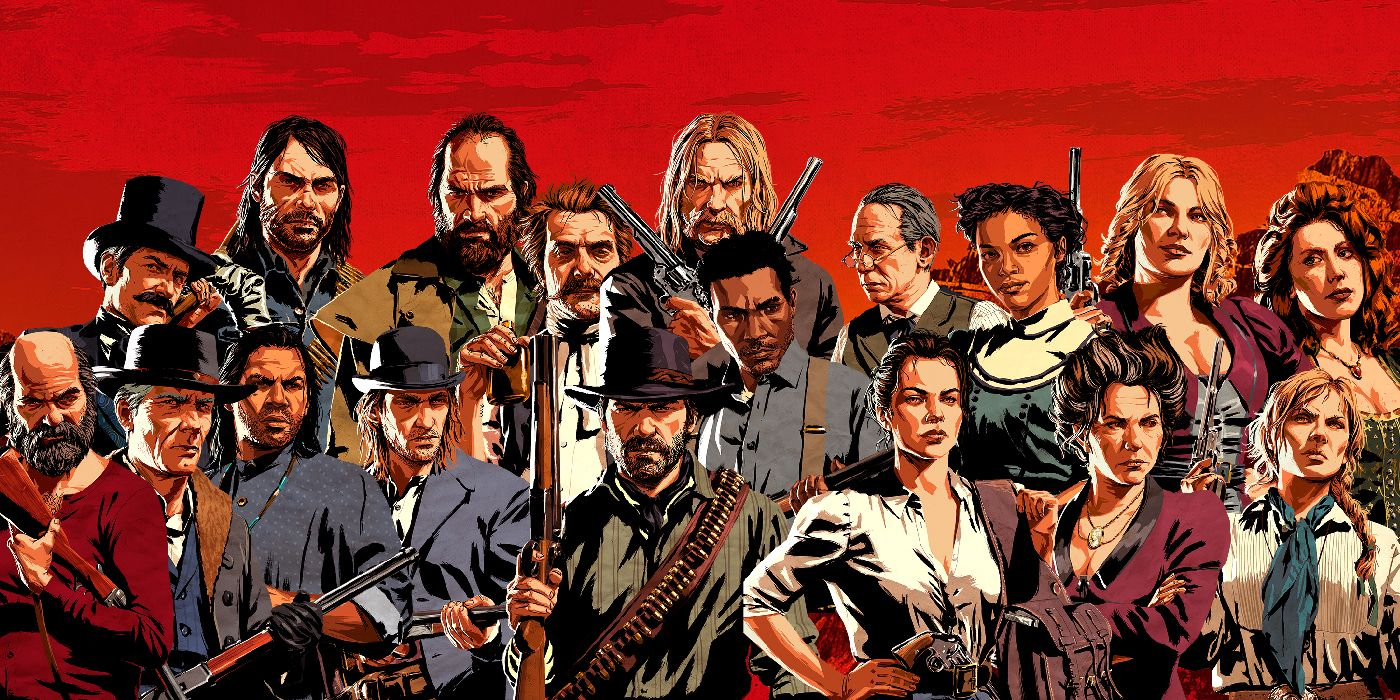 Red Dead Redemption 2: Ranking The Van Der Linde Gang From Worst To First