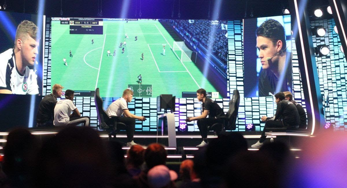 DreamHack's FIFA League Was Nominated For A Swedish Emmy