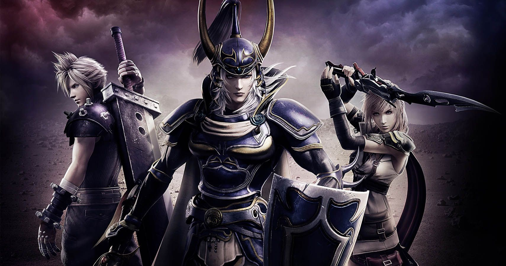 Dissidia Final Fantasy Nt Is Still A Thing Getting A New