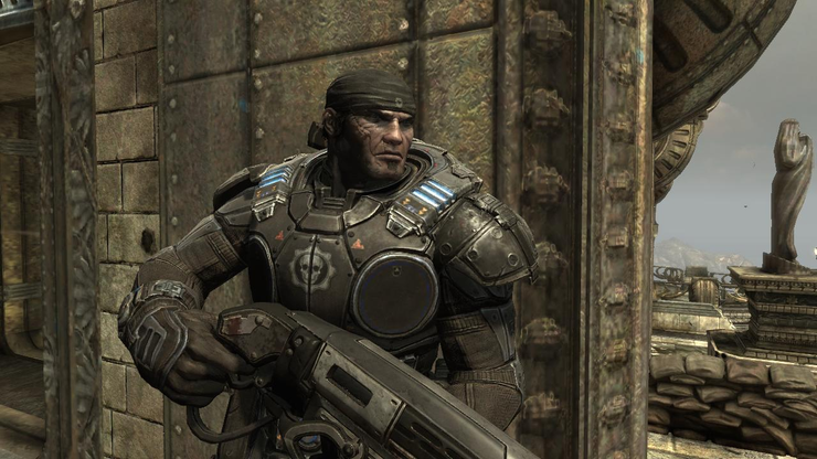 Gears Of War 10 Of Marcus Fenix S Most Badass Quotes Thegamer