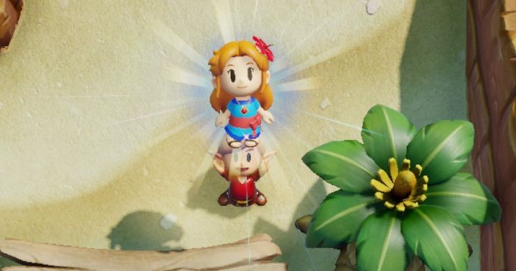 Link S Awakening How To Find All The Unique Marin Scenes