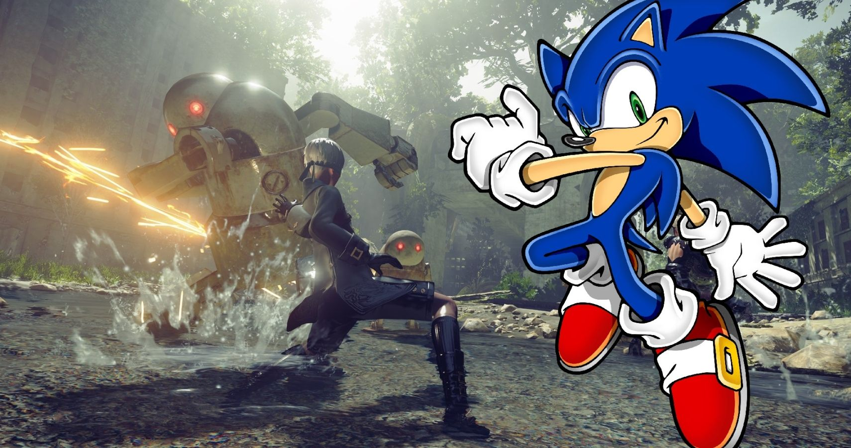 Sonic The Hedgehog Creator Is Making An Original Action Game For Square Enix