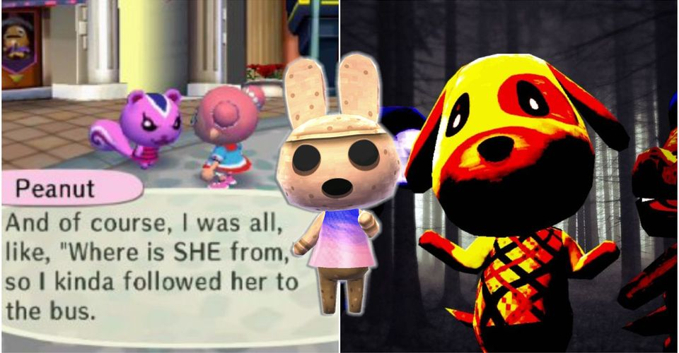 Animal Crossing The 15 Creepiest Villager Quotes Ever Ranked
