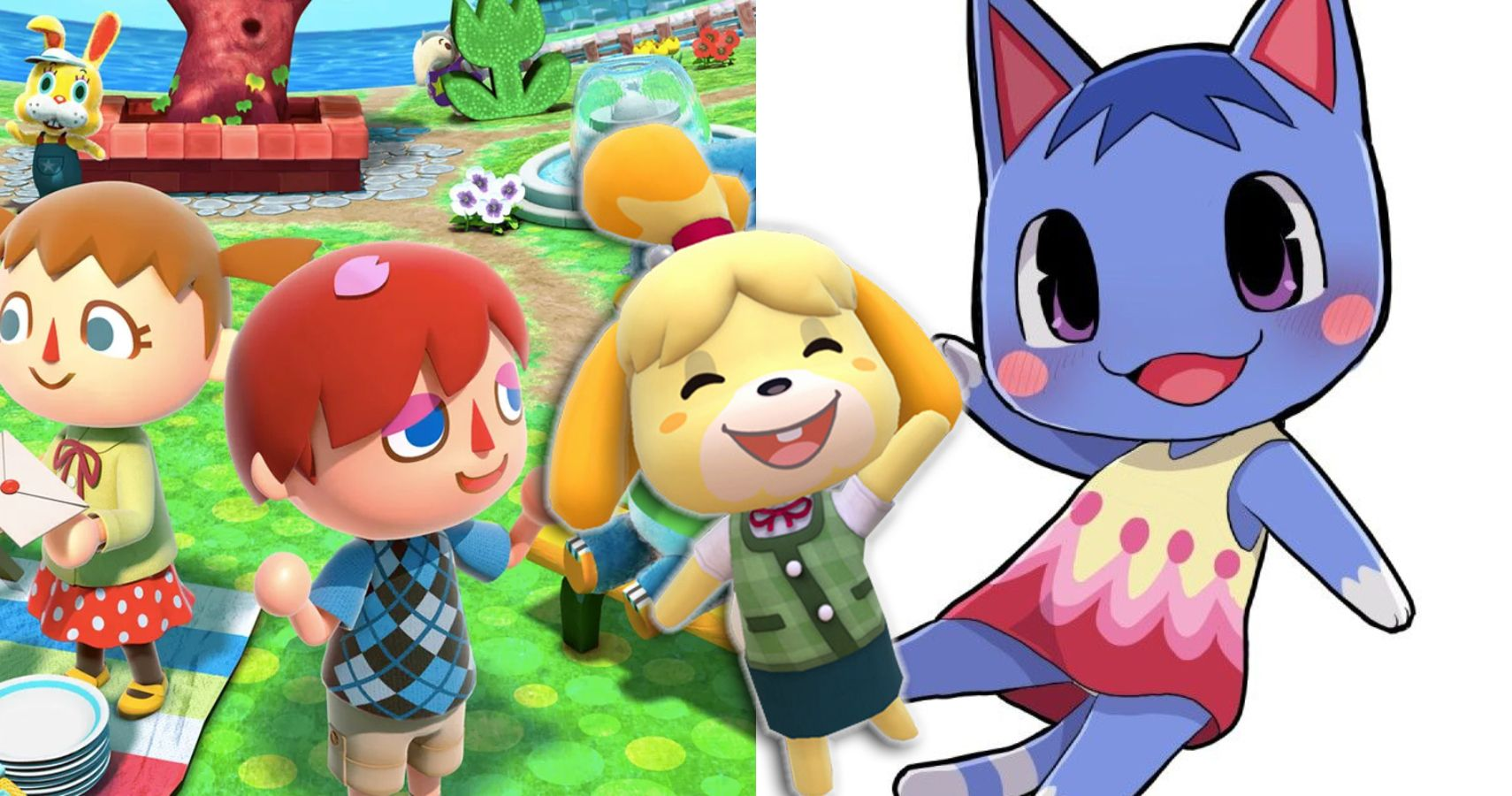 Animal Crossing The 15 Cutest Villagers Ranked Thegamer