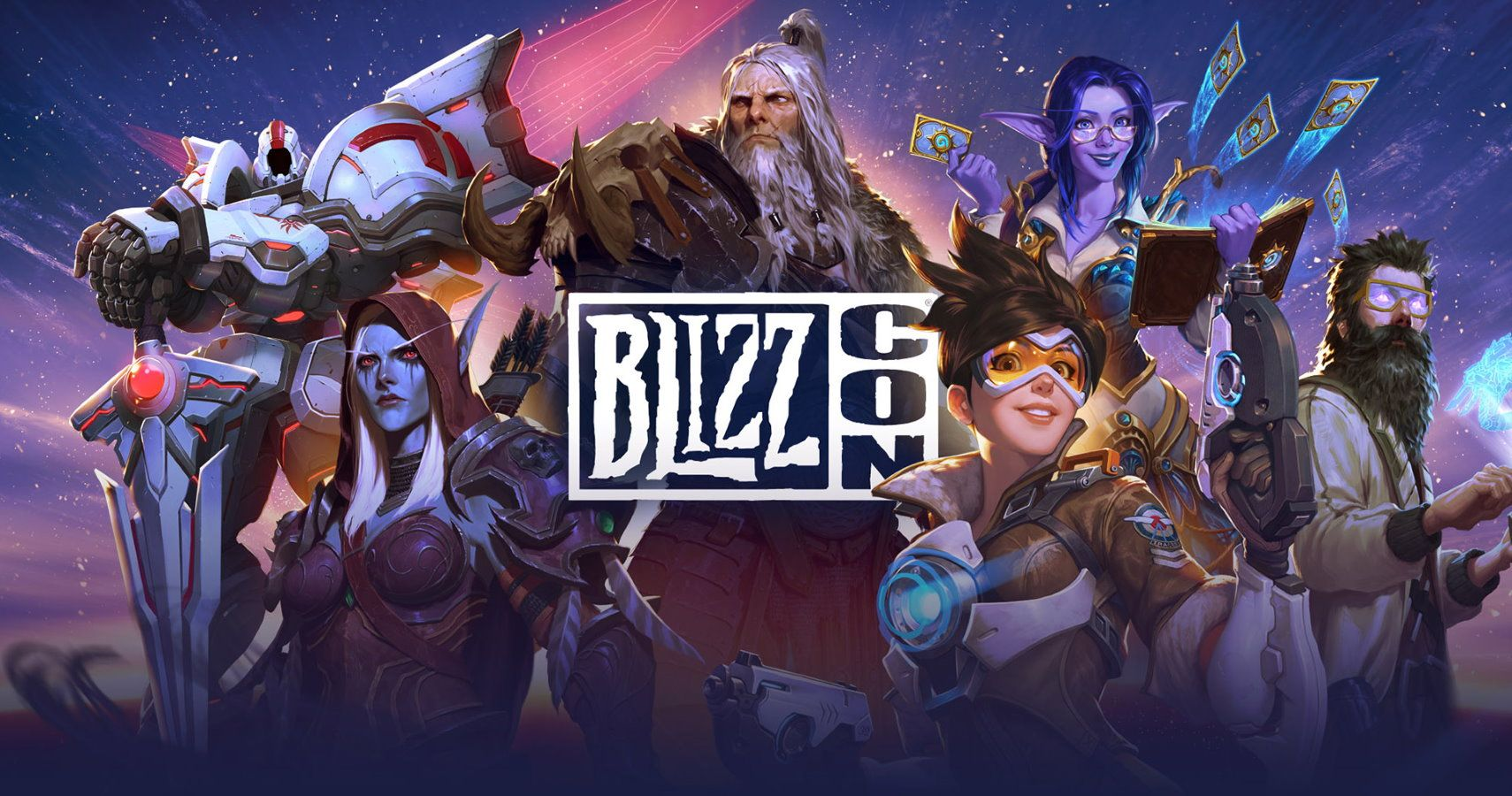 blizzcon 2019 schedule released