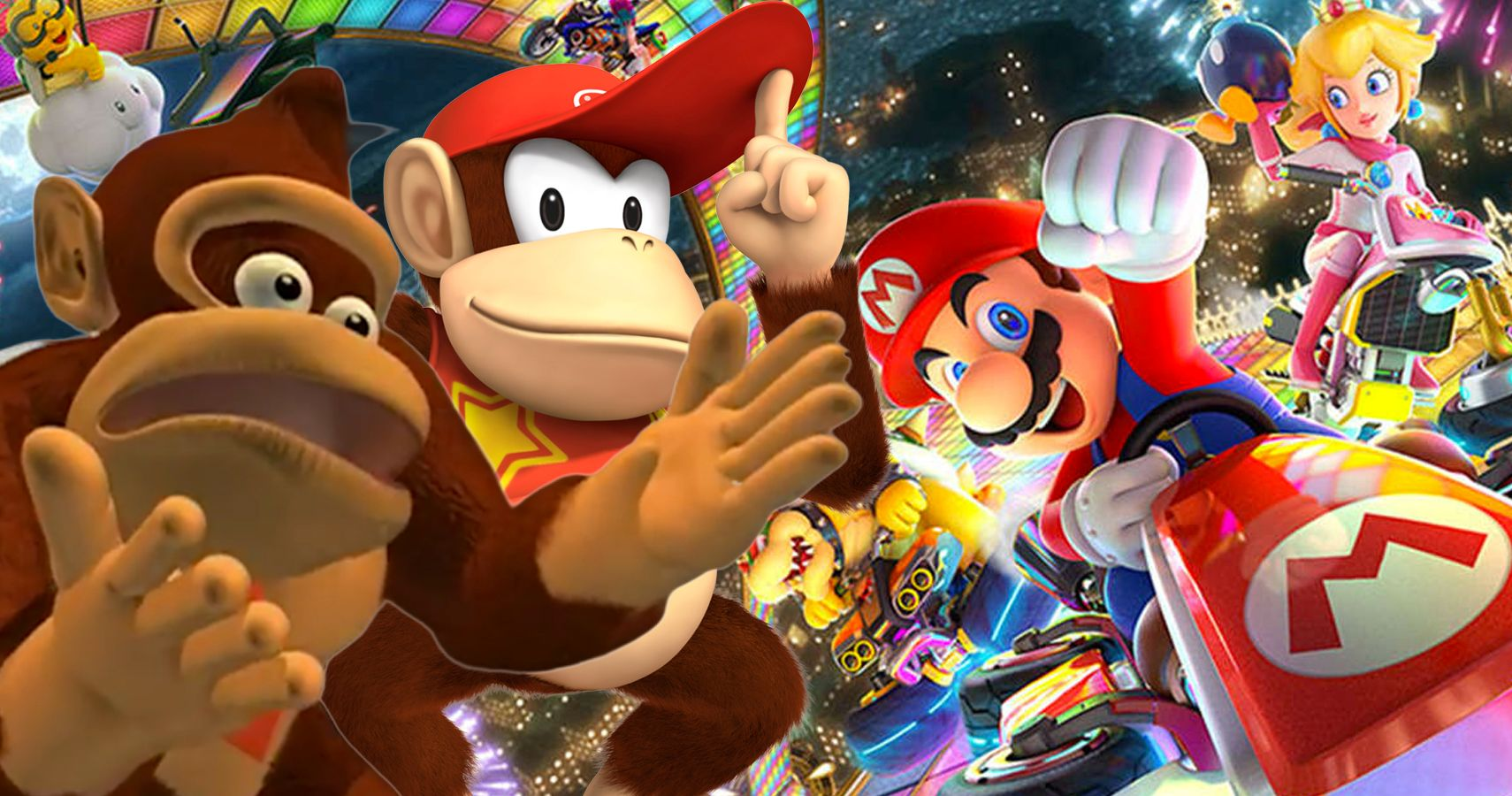 Mario Kart Tour S Diddy Kong Character Costs Nearly As Much