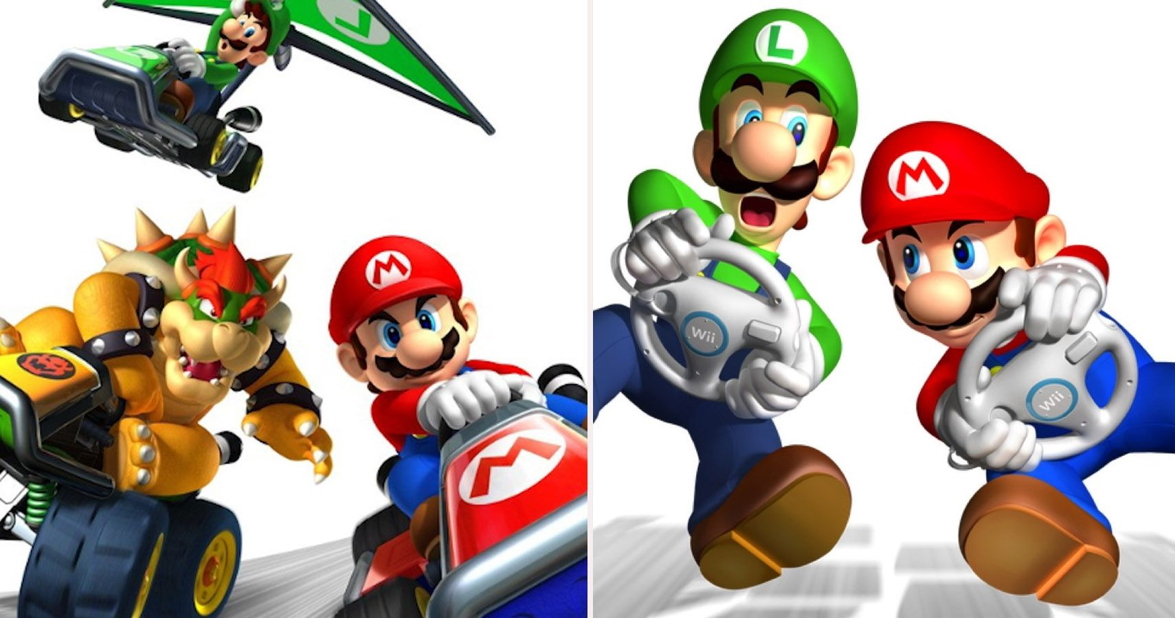 Mario Kart Every Game Ranked According To Metacritic