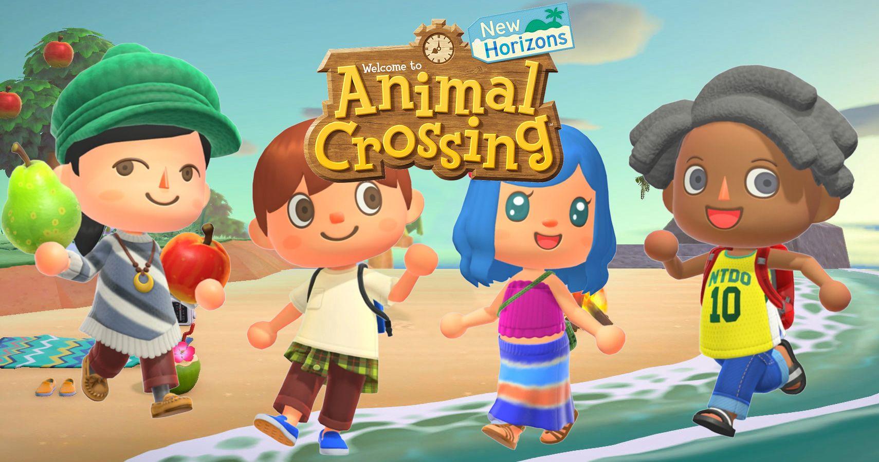 New Images Give Us Sneak Peek At Animal Crossing New Horizon S