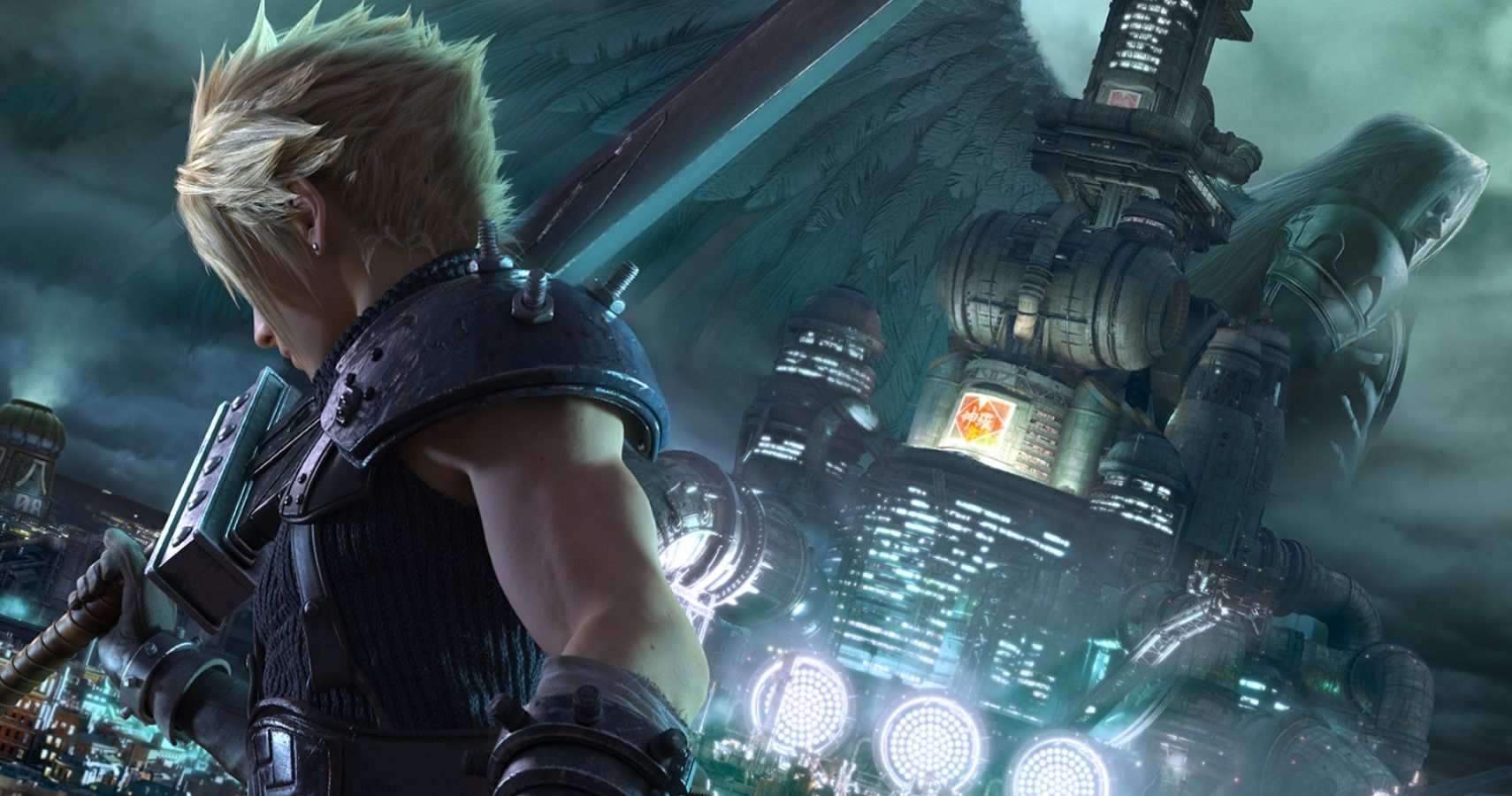 Leak A Final Fantasy 7 Remake Demo Is Coming To Playstation 4