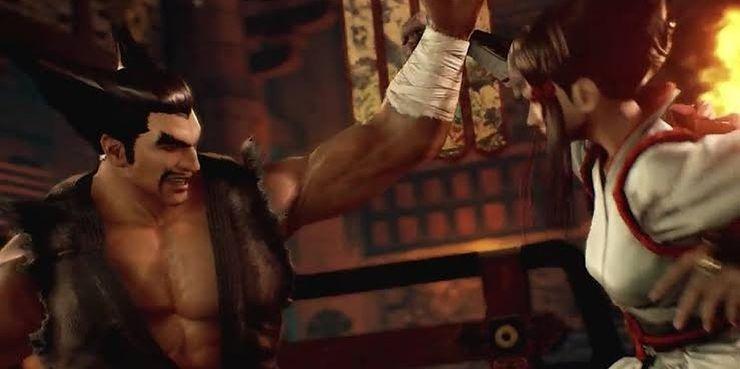 25+ Heihachi Mishima Young