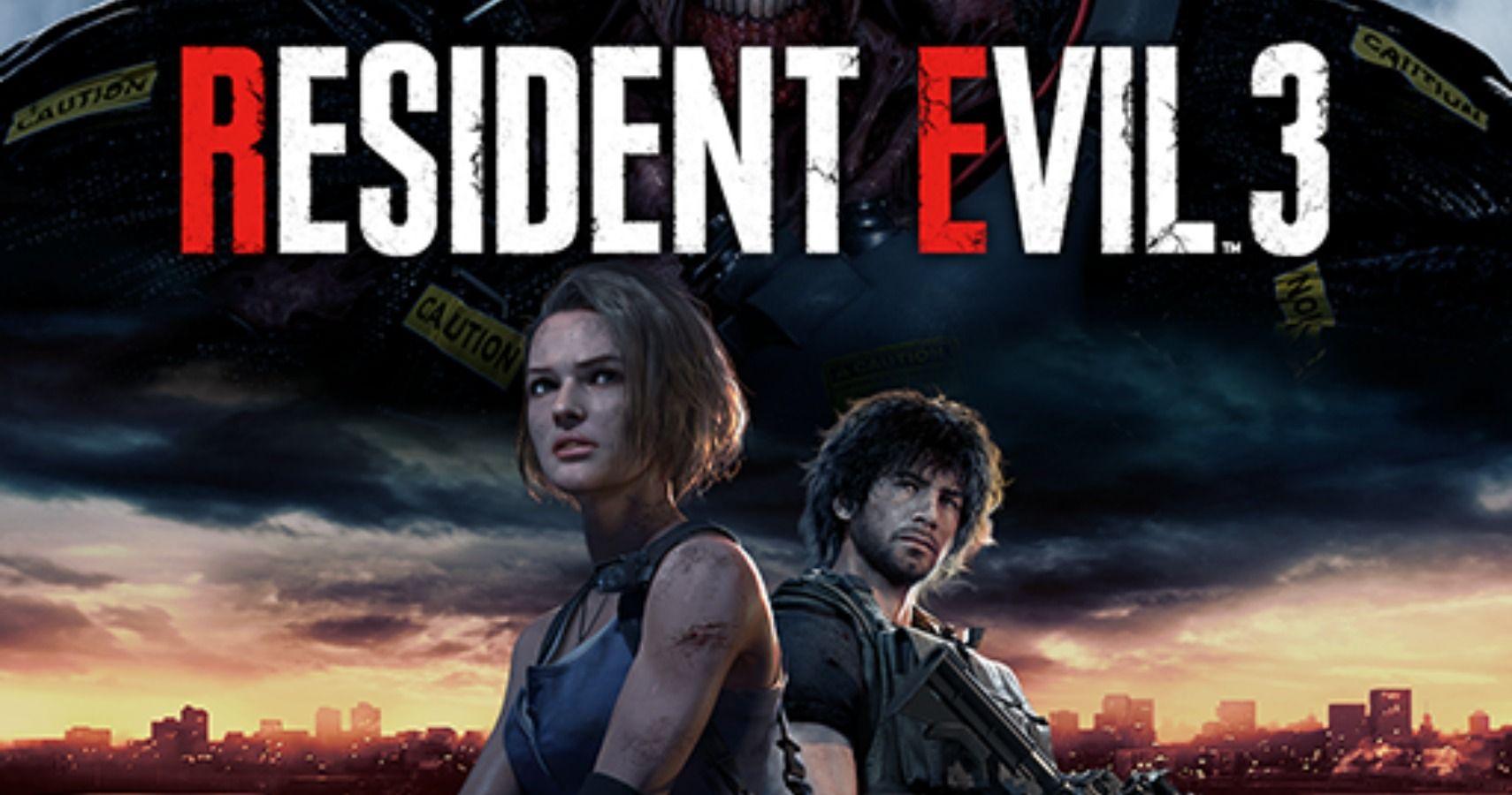 Leaked Artwork Confirms Resident Evil 3 Remake Thegamer