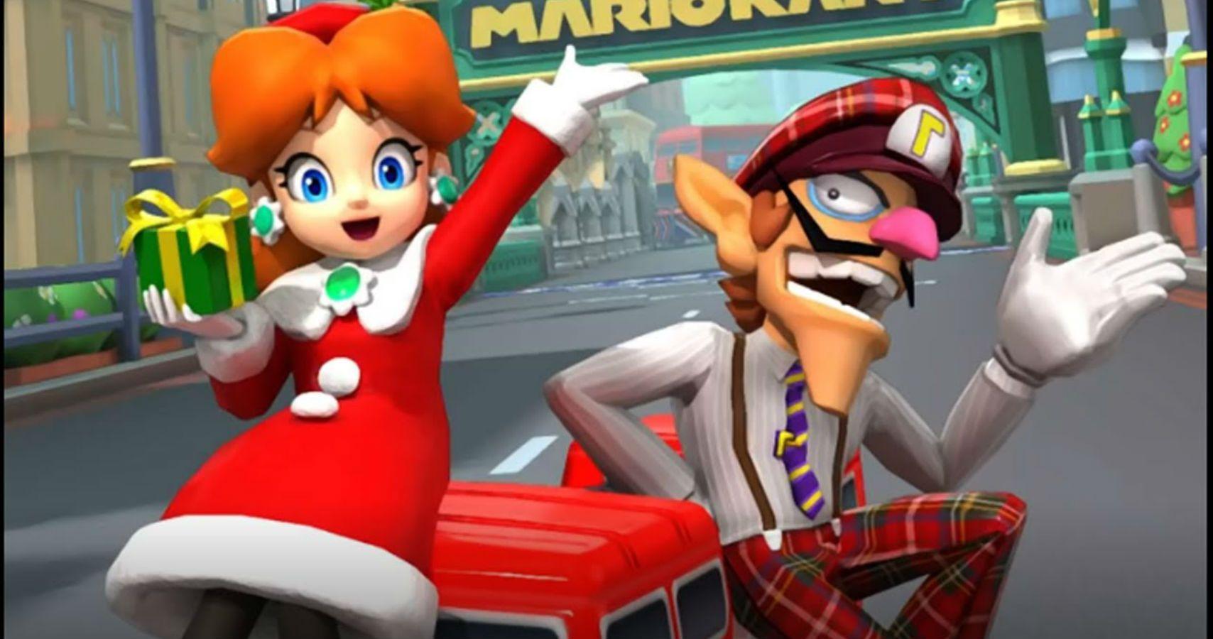 Mario Kart Tour How To Complete The Ten Barrel Challenge