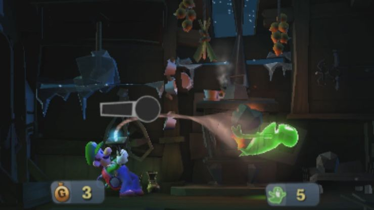 Every Enemy In The Luigi S Mansion Dark Moon Thegamer