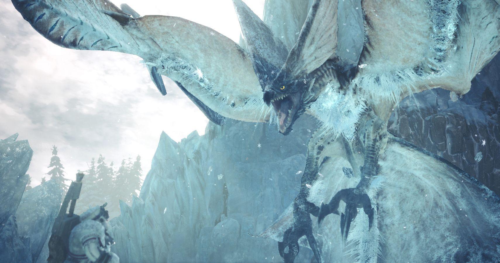 Monster hunter world crossplay