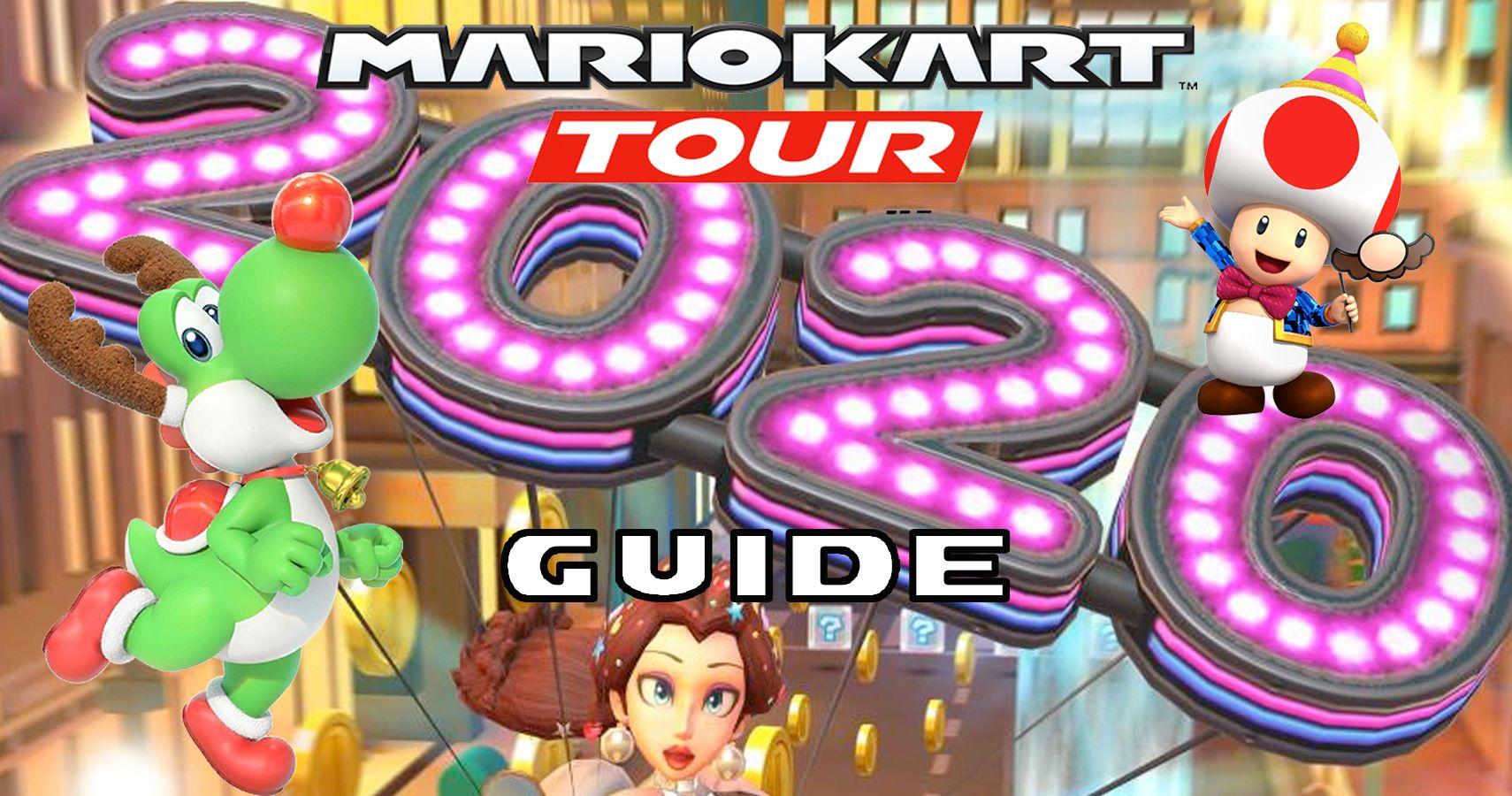 Mario Kart Tour New Year S Tour Guide Thegamer
