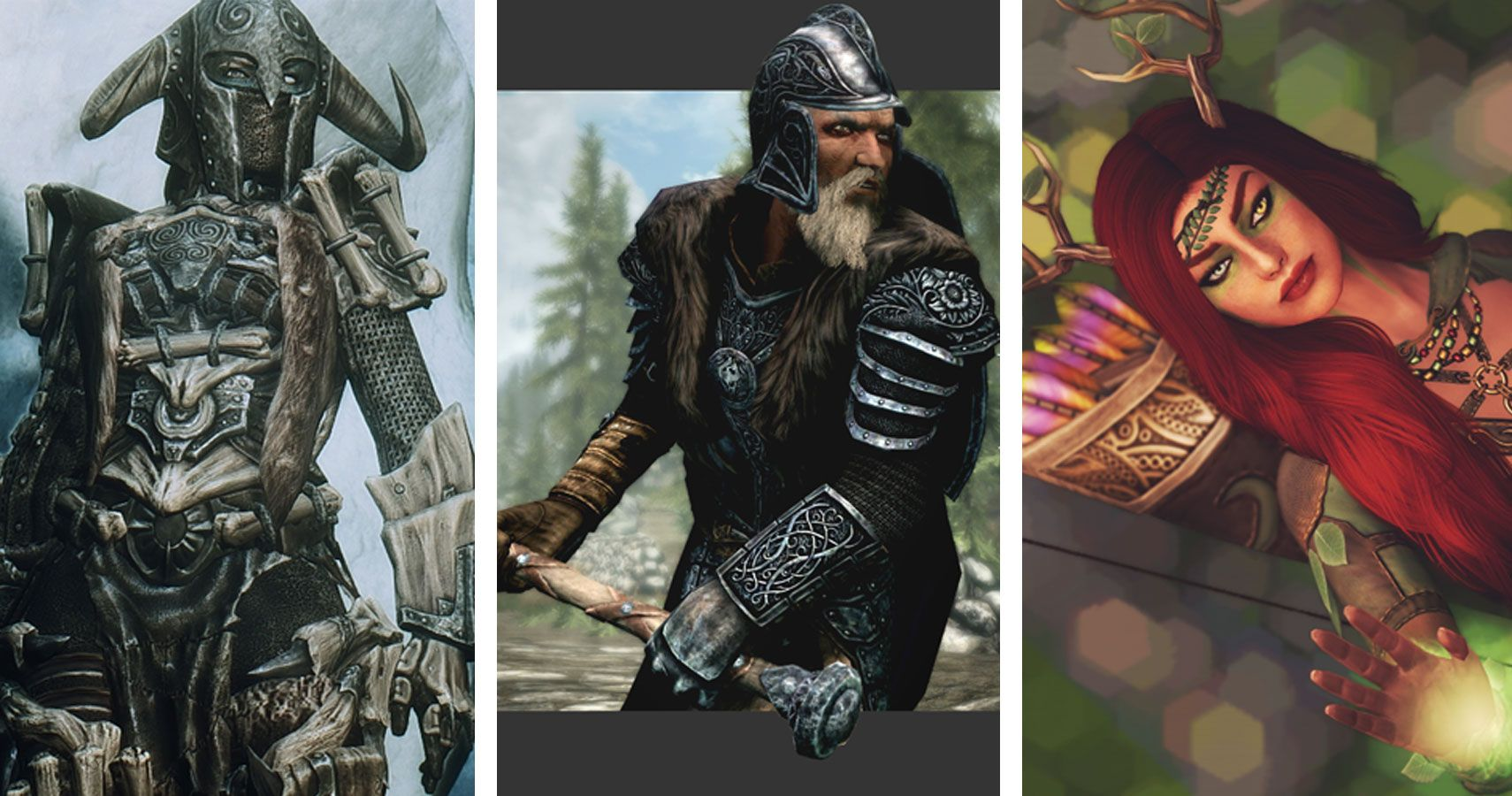 Skyrim The Top 10 Weapons Armor Mods So Far Thegamer Well you're in luck, because here they come. skyrim the top 10 weapons armor mods