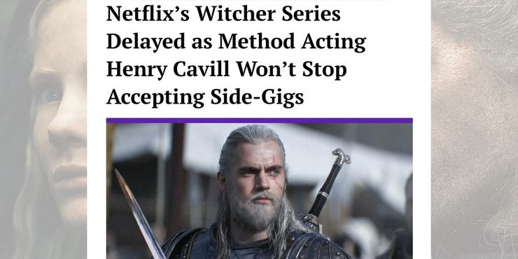 10 Hilarious Memes About Netflix S The Witcher That Will