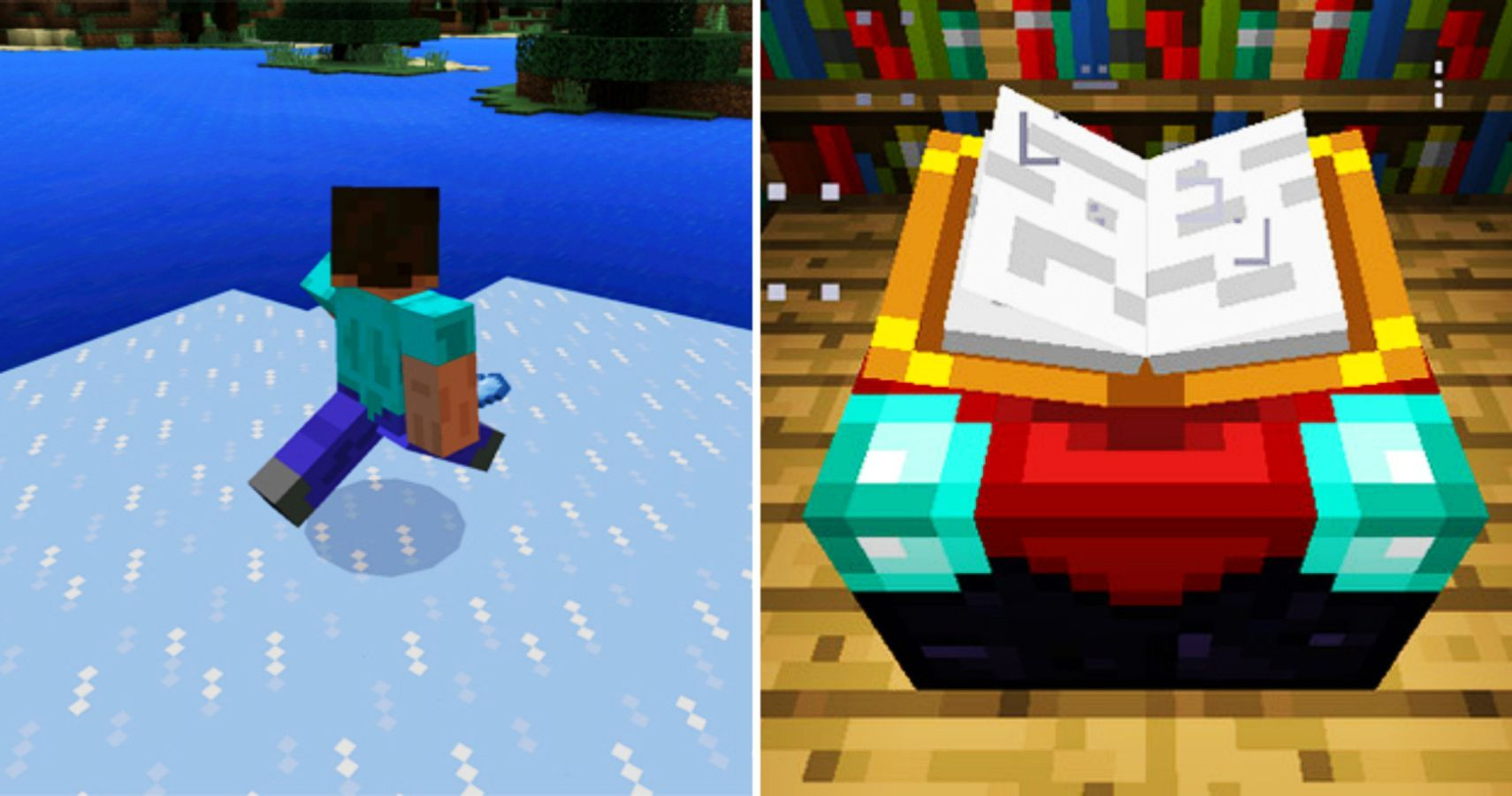 Minecraft 15 Worst Enchantments Thegamer Channeling is the belief that a person's body has being taken over by a spirit for the purpose of imparting wisdom. minecraft 15 worst enchantments thegamer