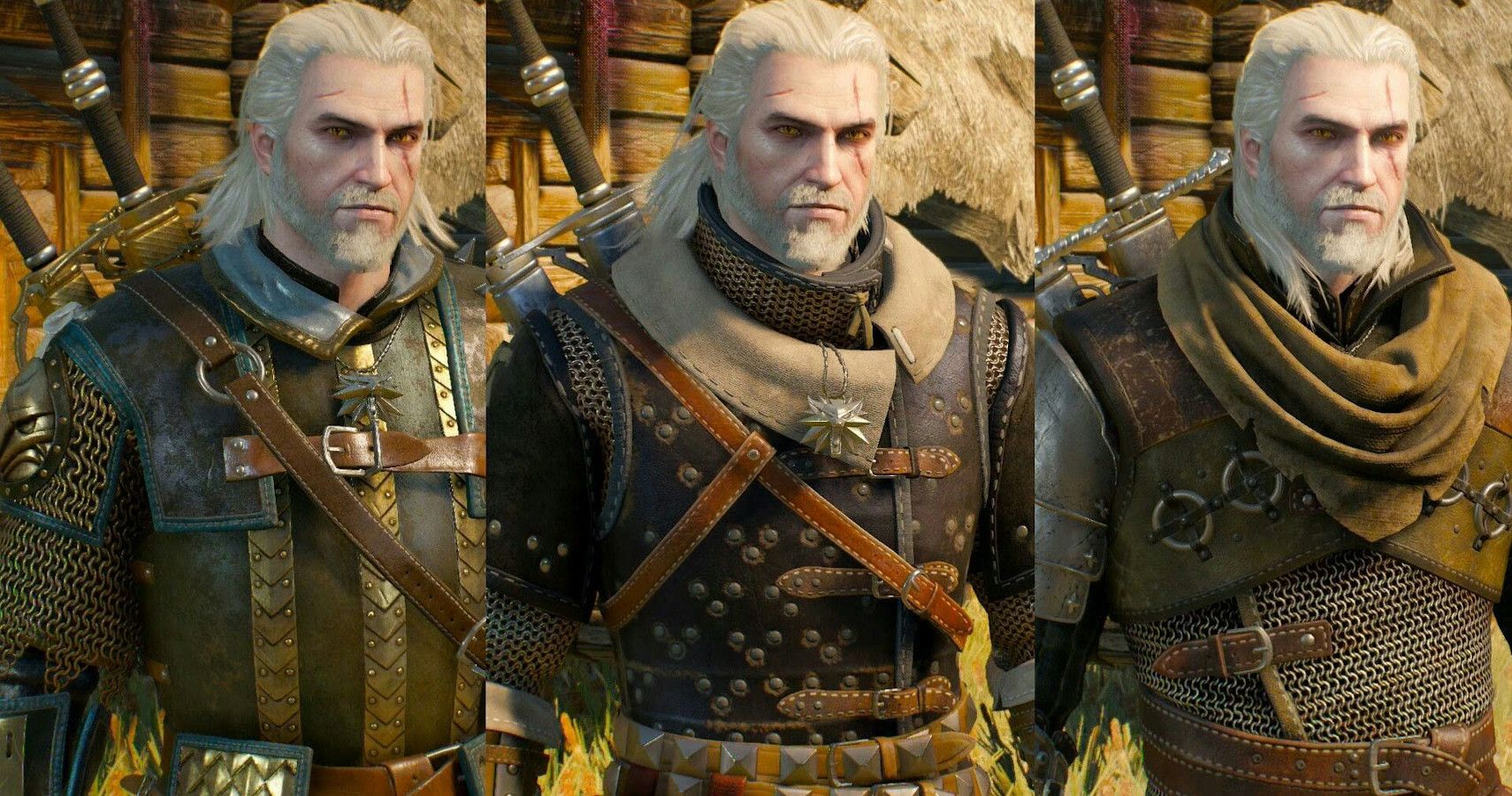 The Witcher 3 How To Upgrade Armor Guide Thegamer
