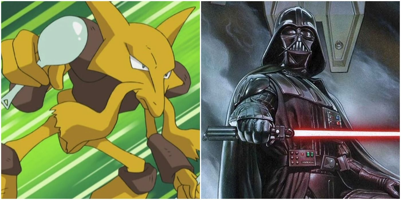 Nintendo: Pairing 10 Iconic Star Wars Characters With Their Pokémon Partner