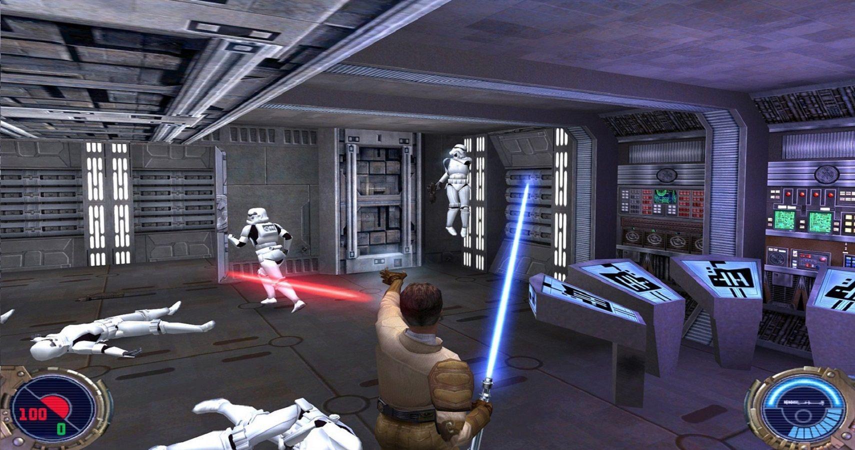 10 Star Wars Games To Remake After Kotor Thegamer
