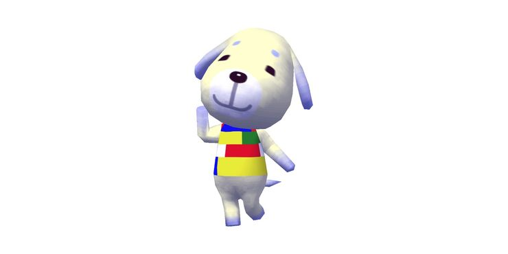 Animal Crossing Ranking Every Dog Villager Thegamer