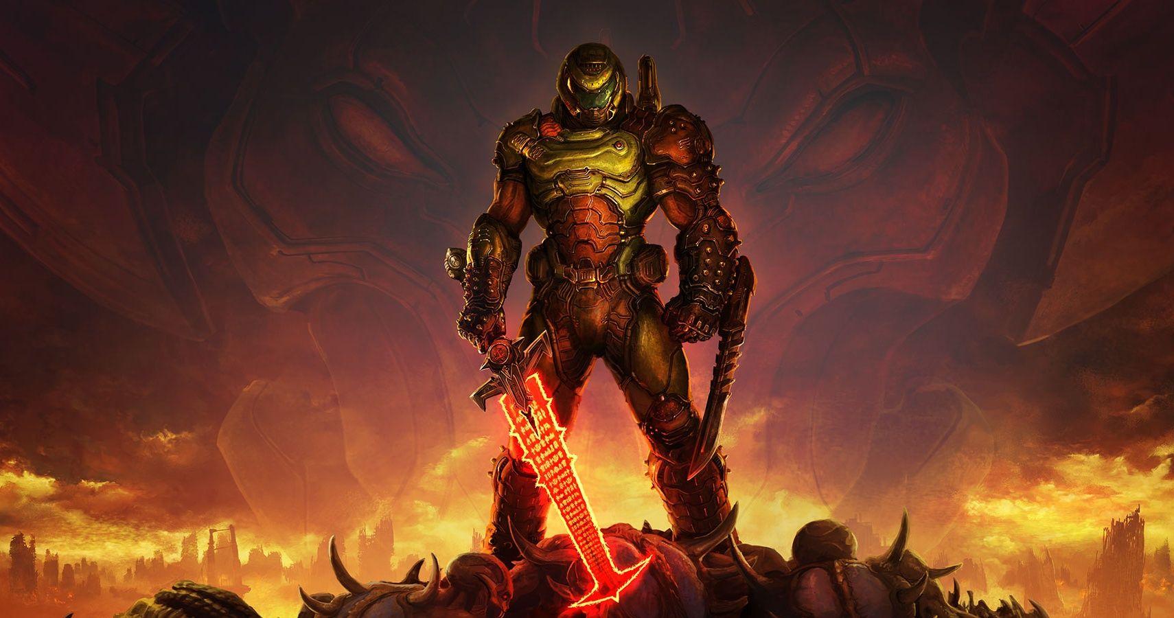 10 Tips To Make An Overpowered Doomslayer In Doom Eternal